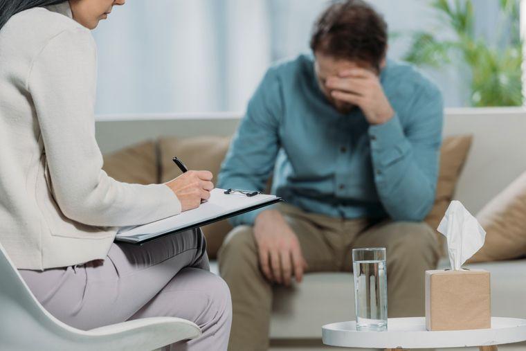 психологическое лечение алкогольной
